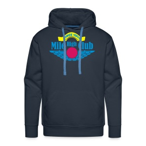Mile High Club men Hoody - Mannen Premium hoodie