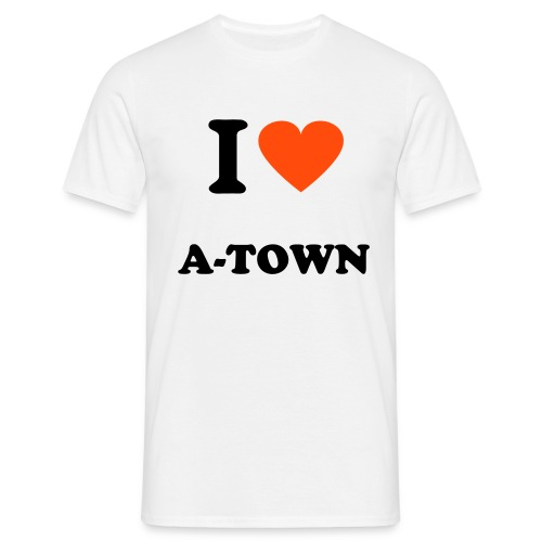 I Love Ashford - Men's T-Shirt