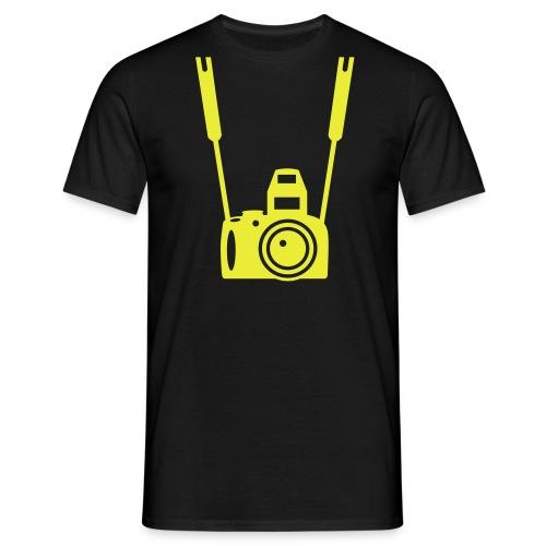 Hold Camera - Camiseta hombre