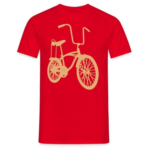 Old Bike - Camiseta hombre