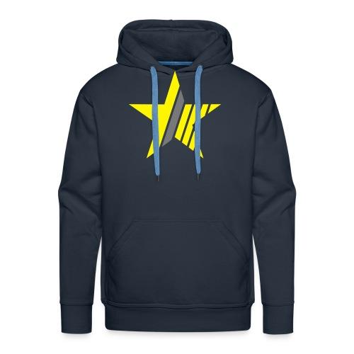 starman - Sudadera con capucha premium para hombre
