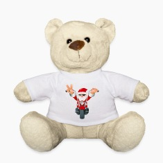 Father X-Mas Teddies