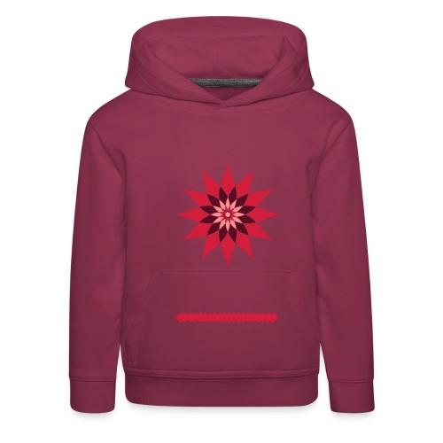 Sweatshirt épais avec capuche enfant - Pull à capuche Premium Enfant