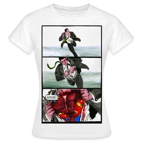 Superhero Women's T-shirt - Women's T-Shirt