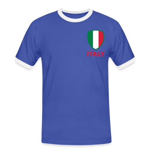 Italy Del Piero Shirt - Men's Ringer Shirt