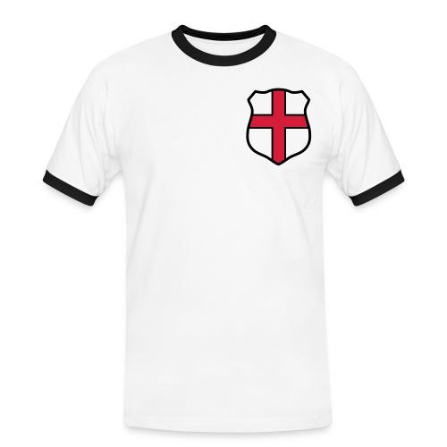 England Bobby Moore Shirt - Men's Ringer Shirt