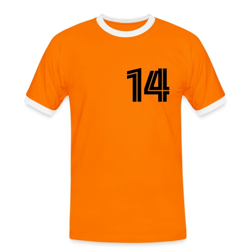 Netherlands Cryuff Shirt - Men's Ringer Shirt
