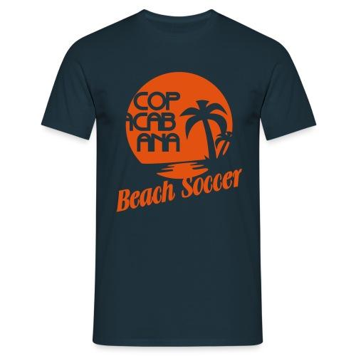 BEACH SOCCER - Männer T-Shirt