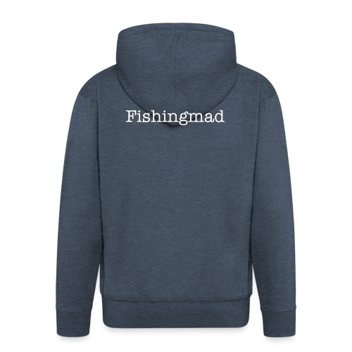 Fishingmad Hoody - Men's Premium Hooded Jacket