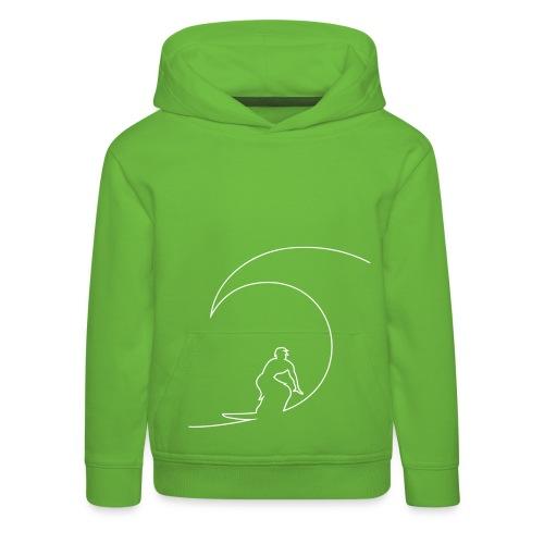 Wave hoodie - Kids' Premium Hoodie