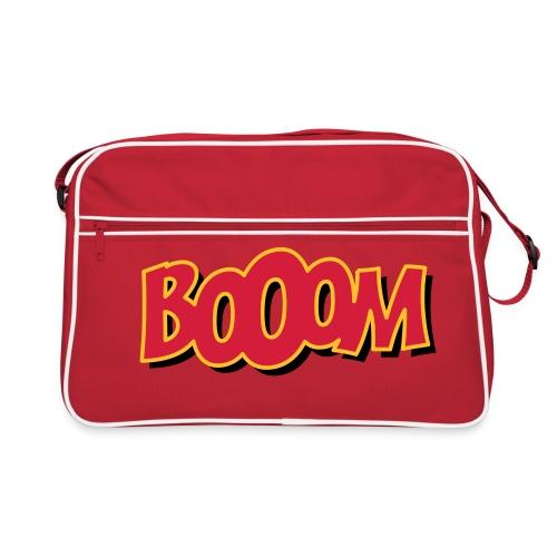 school is way to long bag  - Retro Bag