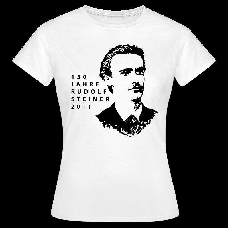 150 Jahre Rudolf Steiner 2011 - Frauen T-Shirt