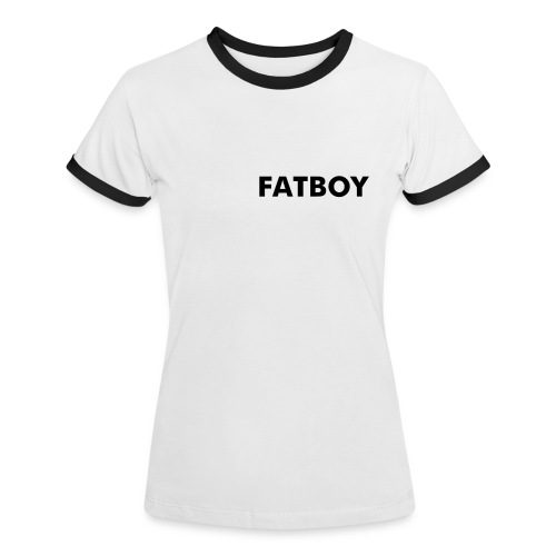 Ladies 2 Tone T - Women's Ringer T-Shirt