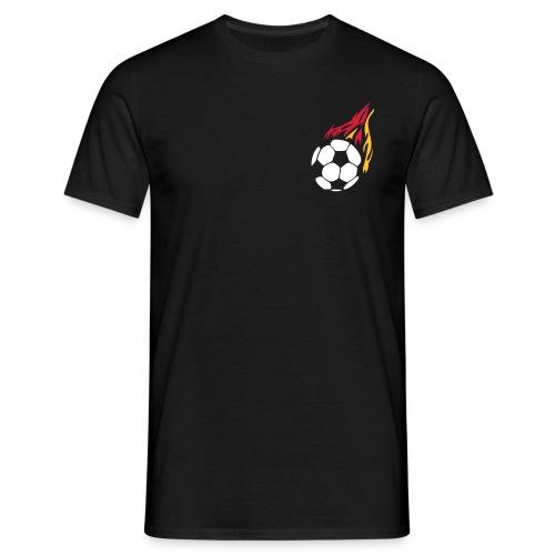 Deutschland-Fußball-T-Shirt - Men's T-Shirt