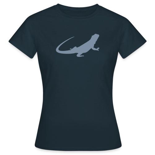 Bearded Dragon T-Shirt - Women's T-Shirt