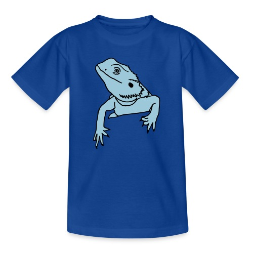 Bearded Dragon T-Shirt - Teenage T-Shirt