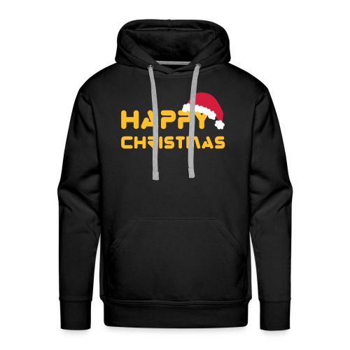 Happy Christmas - Men's Premium Hoodie