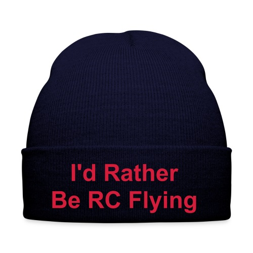 I'd Rather Be RC Flying - Winter Hat