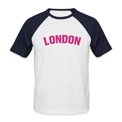 London - Men's Baseball T-Shirt