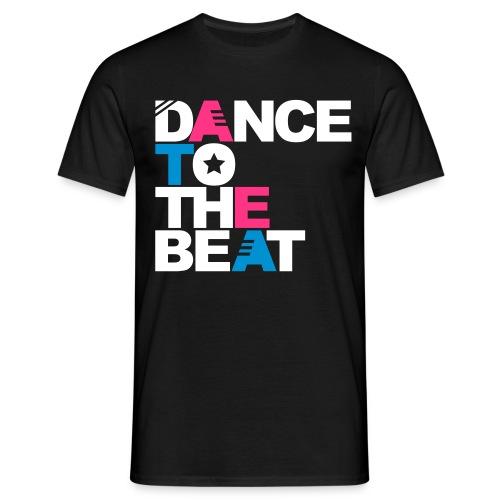 DANCE TO THE BEAT - Maglietta da uomo