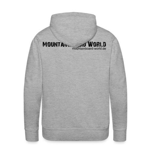 Männer Premium Hoodie