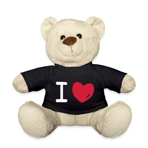I LOVE - Teddy