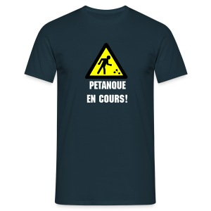 PETANQUE FASHION TSHIRT - Men's T-Shirt