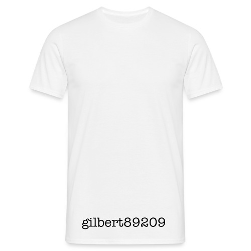 gilbert89209's t shirt - Men's T-Shirt