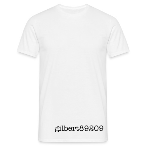 gilbert89209 - Men's T-Shirt