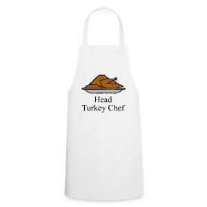 Head Turkey Chef - Cooking Apron