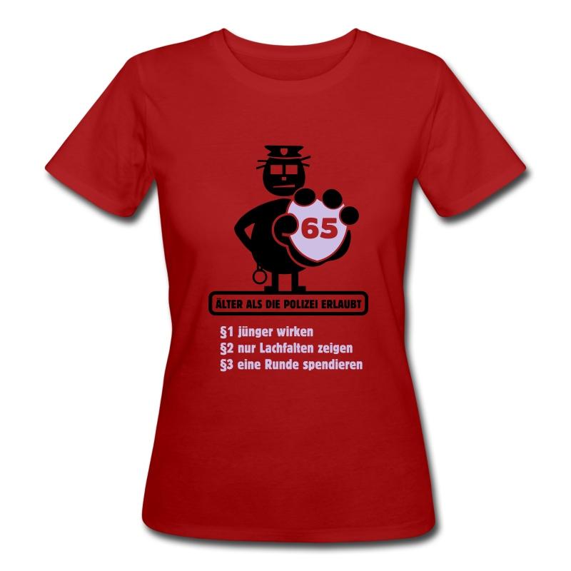 """65. geburtstag shirt """"Älter als die  erlaubt"""" t-shirt   spreadshirt"""