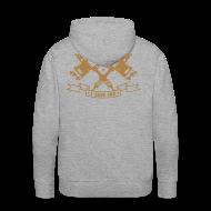 Pullover & Hoodies ~ Männer Premium Kapuzenpullover ~ Artikelnummer 14283254