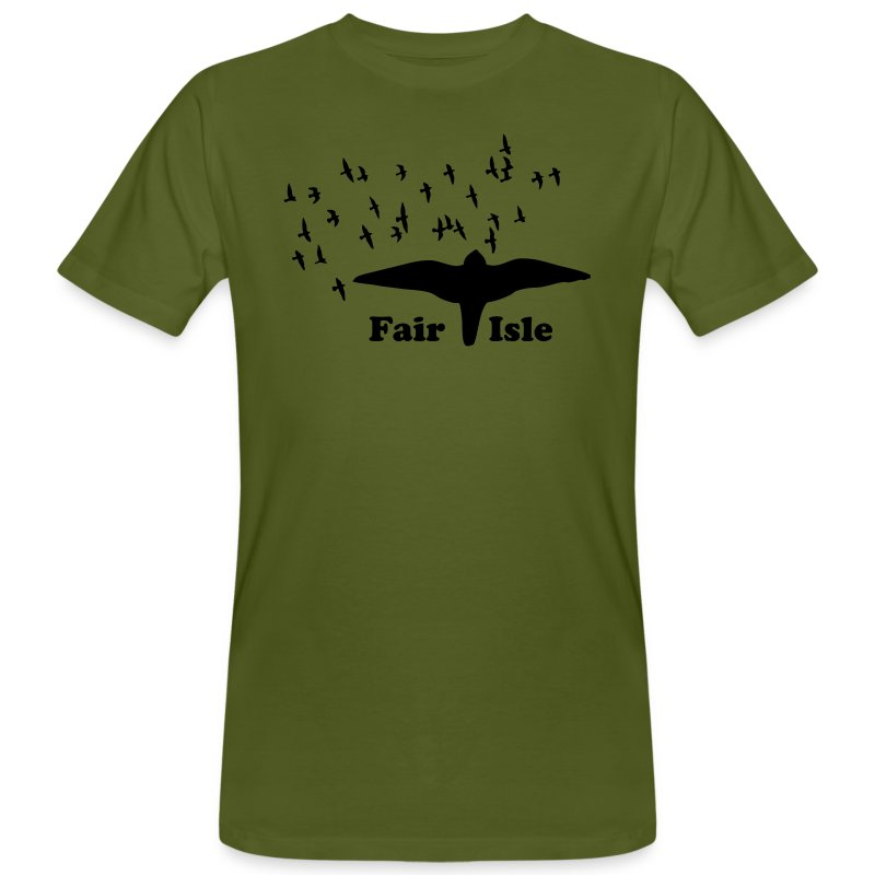 Birds - Men's Organic T-shirt