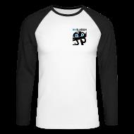 Långärmade T-shirts ~ Långärmad basebolltröja herr ~ Artikelnummer 14286866
