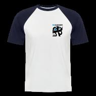 T-shirts ~ Kortärmad basebolltröja herr ~ Artikelnummer 14286875