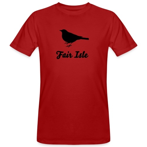Black Bird - Men's Organic T-shirt
