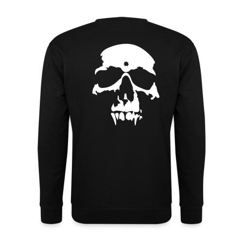 Sweatshirt  Skull - Männer Pullover