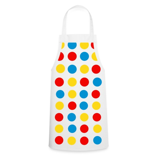 Cooking Apron: Polkadots - Cooking Apron