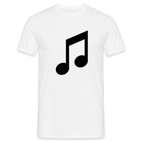 Åttedeler - T-skjorte for menn