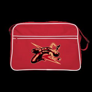 Rock God-Red - Retro Bag
