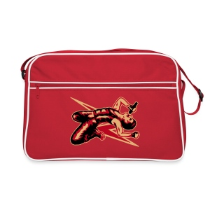 Rock God-Red - Retro Bag