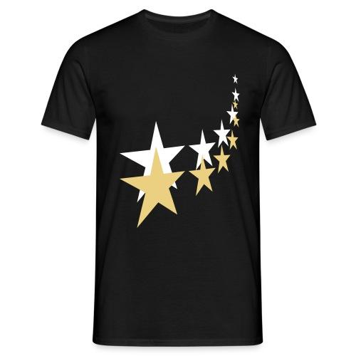 Z&J-starsdown - T-shirt herr