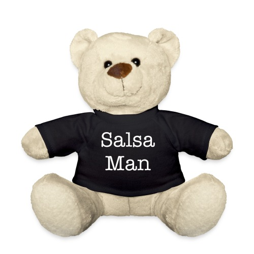 Salsa Man Bear - Teddy Bear