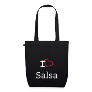 Bags & Backpacks ~ EarthPositive Tote Bag ~ Salsa Canvas Bag