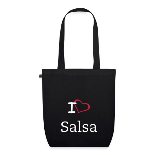 Salsa Canvas Bag - EarthPositive Tote Bag