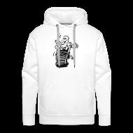 Pullover & Hoodies ~ Männer Premium Kapuzenpullover ~ Kapuzenpullover für Männer. Lensbaby