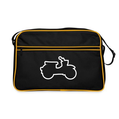 Tasche Schwalben-Kontur - Retro Tasche