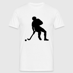 field hockey sport T-Shirts - Men's T-Shirt