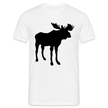 moose elk animal T-Shirts