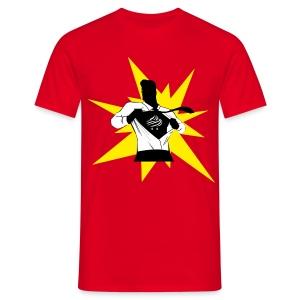 T-shirt Super Cupcake Homme - T-shirt Homme